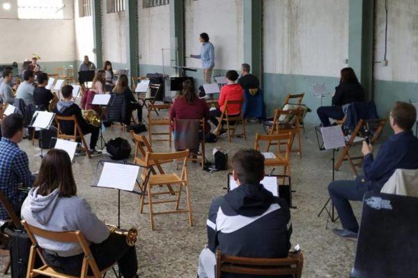 Concert de música festera *dels Moros Vells en Banyeres