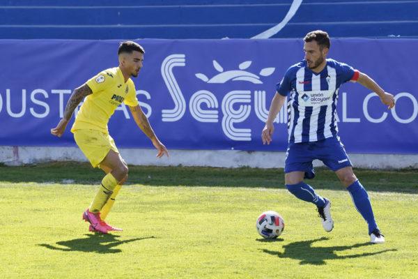 """Jony Ñíguez: """"No dic que l'Alcoià ha sigut l'equip de la meua vida, però quasi"""""""