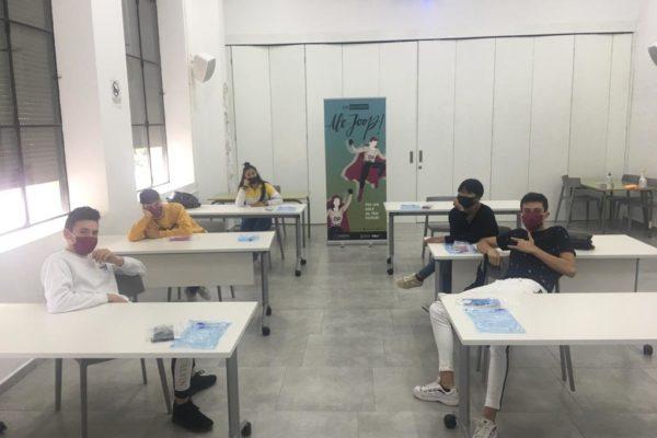 Alcoi participa en el pla Jove Oportunitat