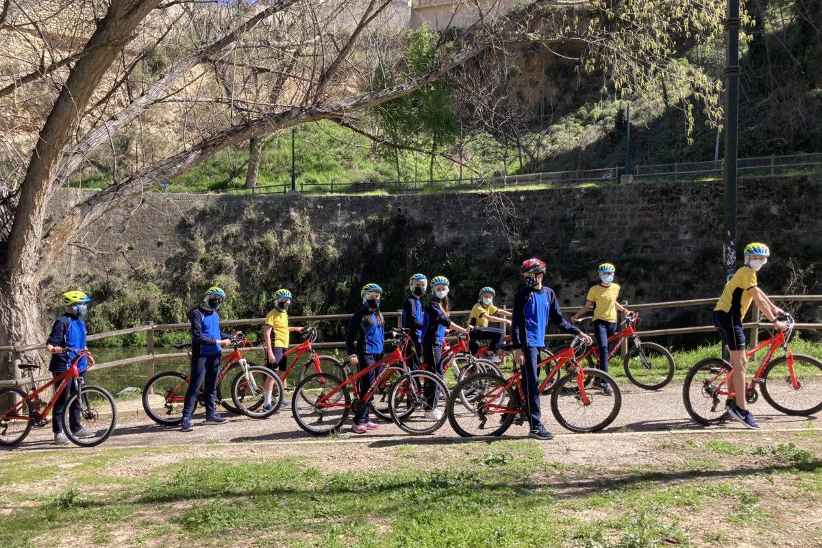 El col·legi Carmelites participa en 'Esport a l'escola'