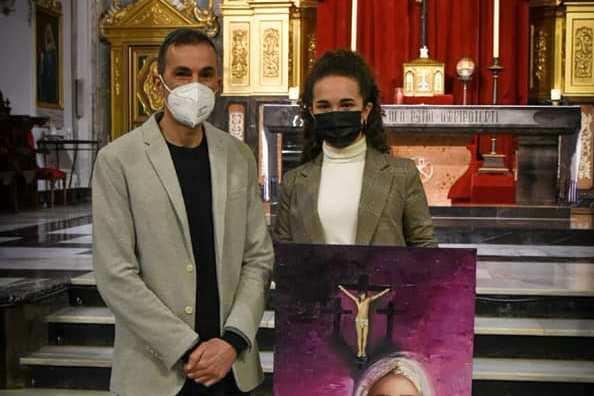 Proclamat el pregó de la Setmana Santa de Cocentaina a càrrec de Pablo León Vidal