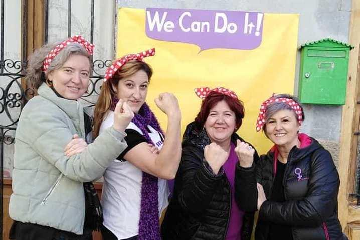 La Associació Mariola Violeta de *Banyeres proposa celebrar un 8-M a través de la xarxa