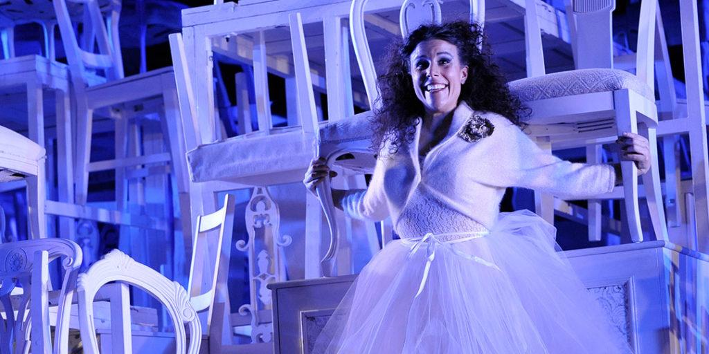 Domingo de ópera en el Teatro Calderón