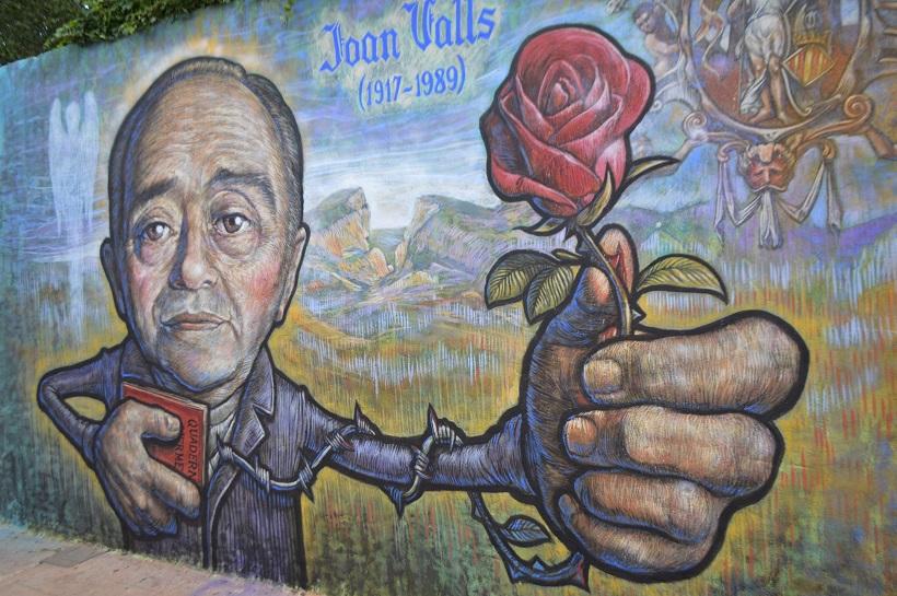 En mes i mig es decidirà el futur dels murals de Muro