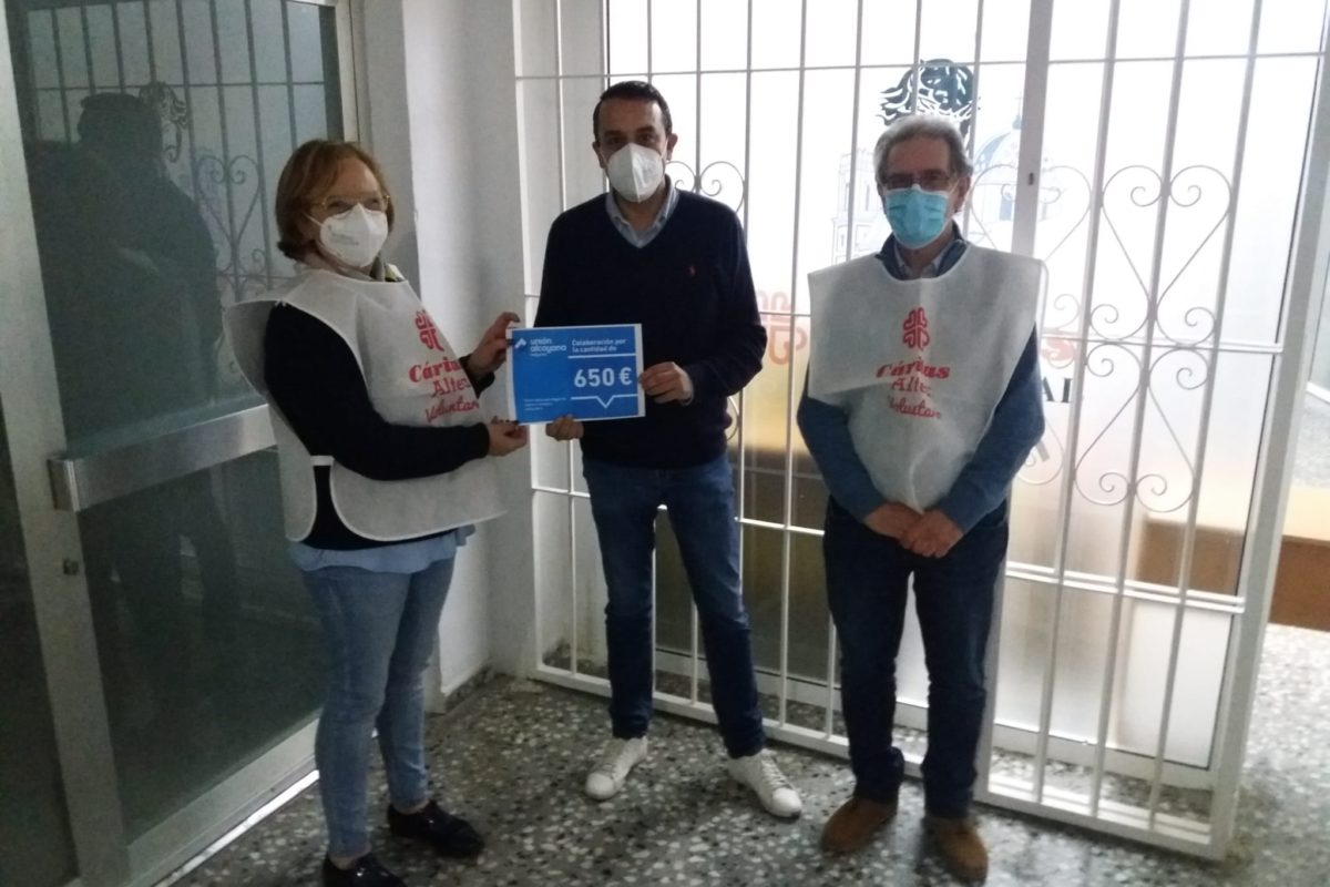Nou projecte d'acció social de Unión Alcoyana