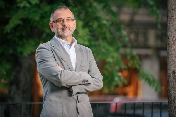 Fernando Merlo es elegido nuevo coordinador de Ciudadanos en Alcoy, Cocentaina y Muro
