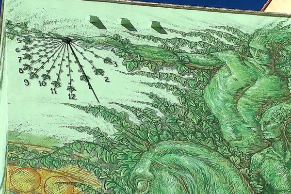 El Ayuntamiento de Beniarrés se reviste con arte urbano