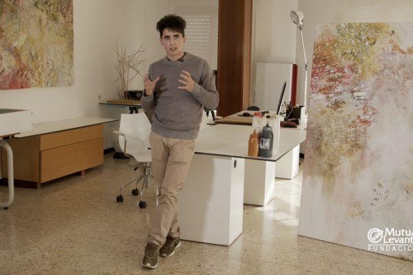 Ya se puede visitar la exposición 'Defiance' de Jaume Cremades