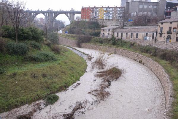 Per tercer any consecutiu es van tornar a superar els 500l/m² de pluja a Alcoi