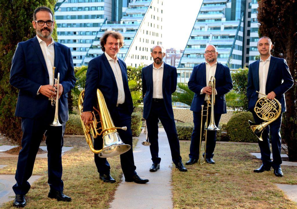 A la venta las entradas del concierto Spanish Brass