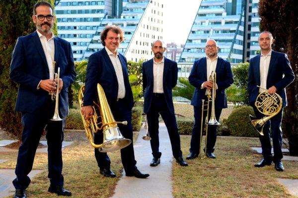 A la venda les entrades del concert Spanish Brass
