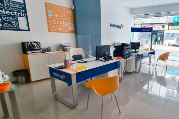 Naturgy obri la seua nova botiga a Alcoi