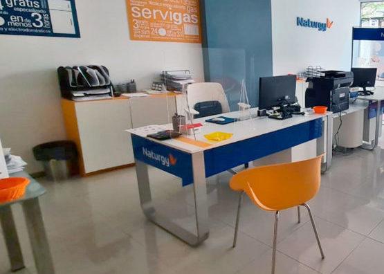 Naturgy abre su nueva tienda en Alcoy