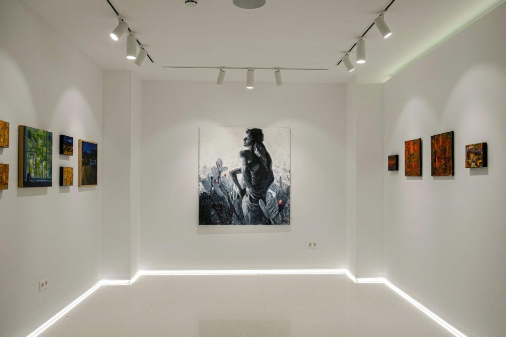 Perceval Graells inaugura exposición en la Fundación Mutua de Levante
