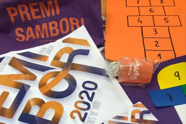 Hasta 4.200 participantes en los Premis Sambori 2021