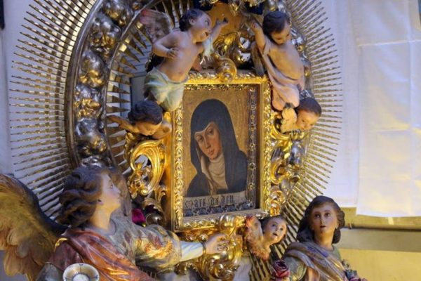 Cocentaina celebra el dia de la Mare de Déu del Miracle