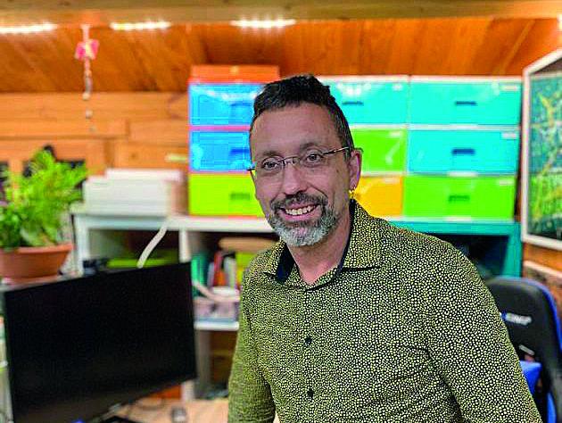 L'alcoià Carles Cortés està al capdavant del projecte CENID