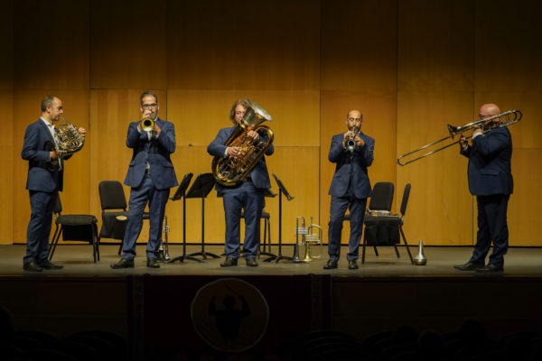 Qualitat i equilibri en el concert de Spanish Brass