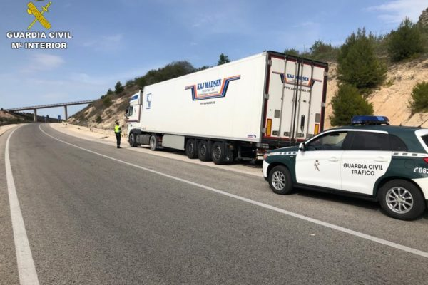 Investiguen a un camioner que multiplicava per 5 la taxa d'alcohol