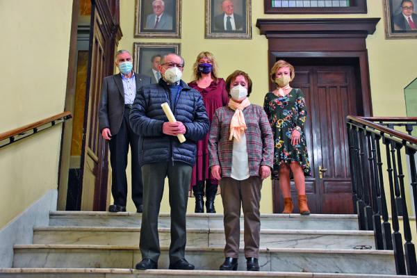 Jorge Calatayud i Margarita Company guanyen el concurs literari