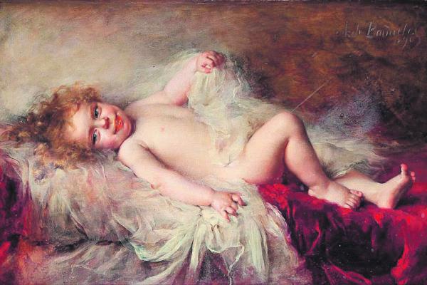 Torna l'obra 'El despertar de un niño' a Alcoi
