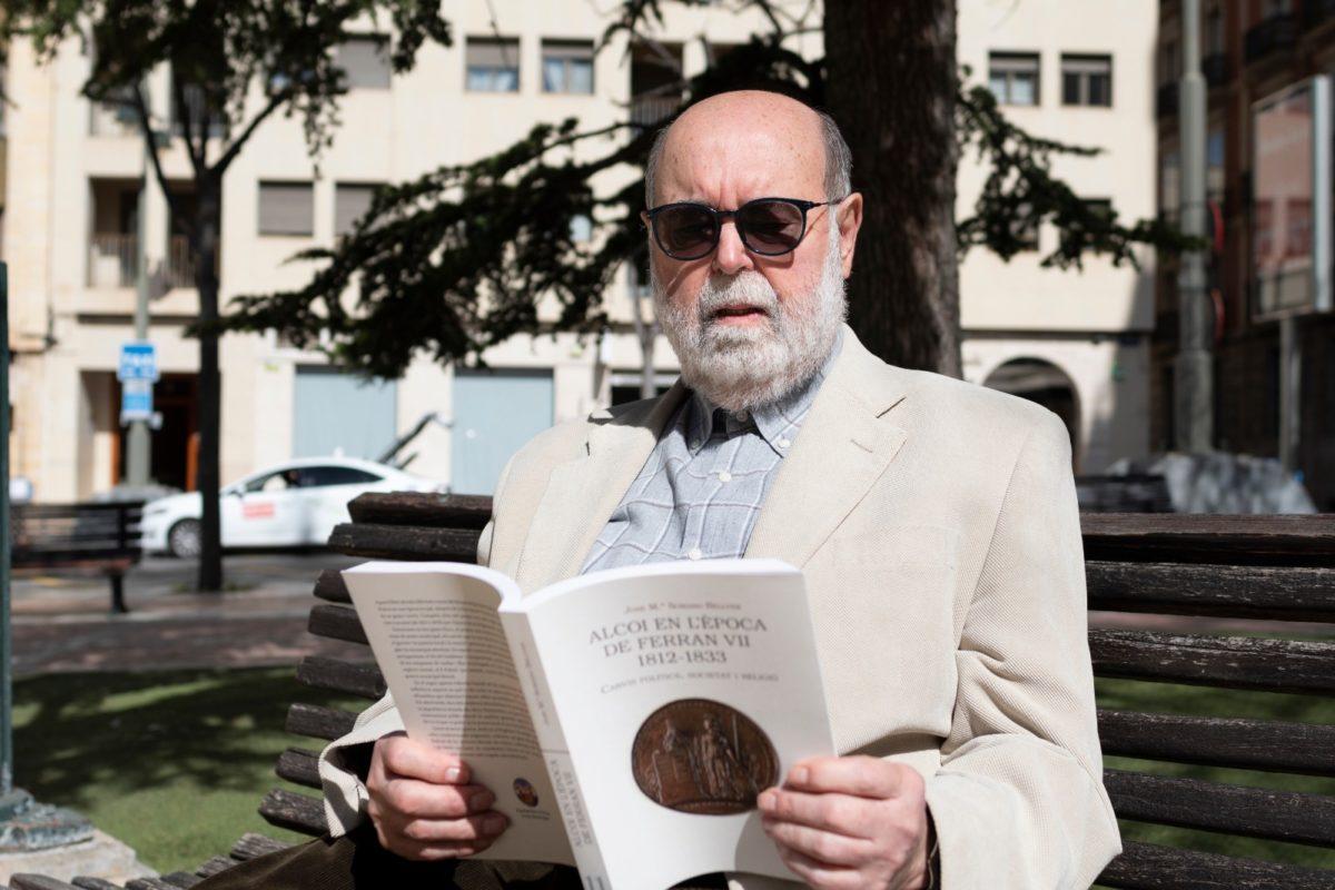 Nuevo libro de José M.ª Soriano