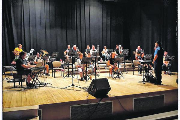 Concert del Ateneu de Cocentaina el 10 d'abril