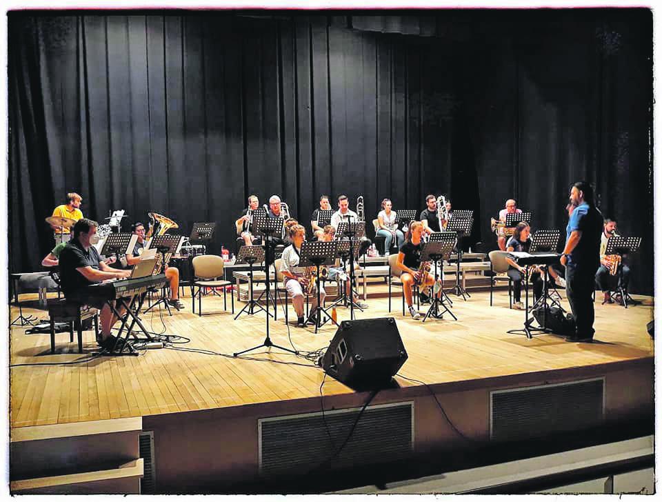 Concierto del Ateneu de Cocentaina el 10 de abril
