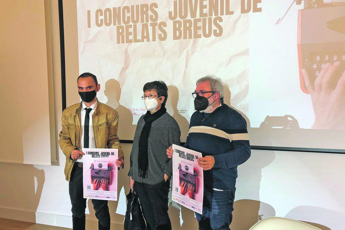 Llancen un concurs juvenil de relats en valencià