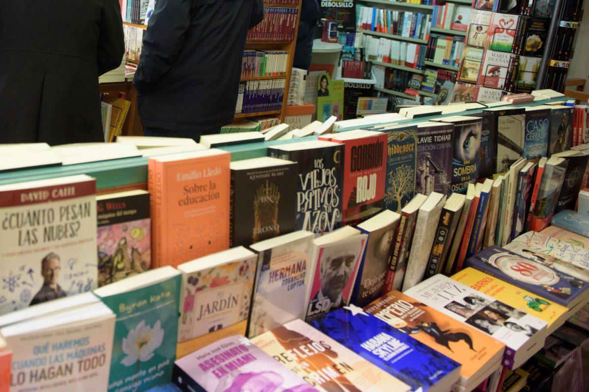 Alcoy celebrará el Día del libro el 23 de abril