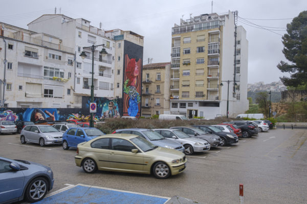 Experiencia piloto para regular el aparcamiento en el Centro