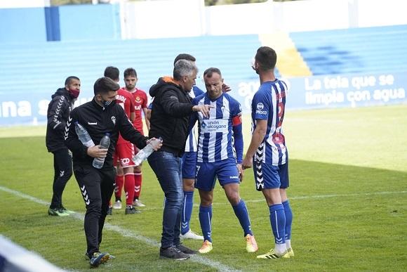 Dominio sin recompensa para el Deportivo en Andorra
