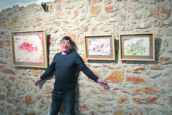 L'alcoià Ximo Canet exposa a Dénia