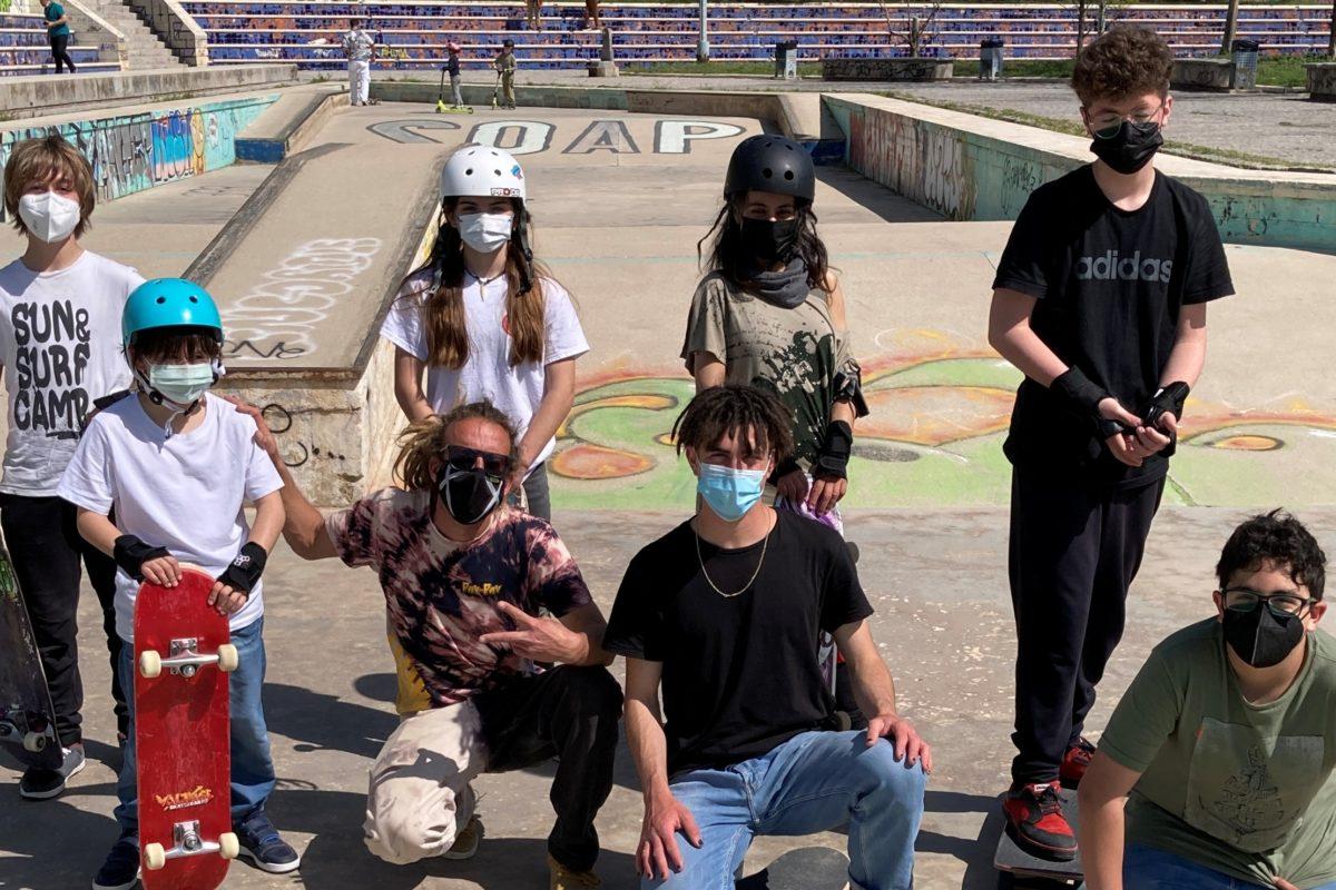 El skate, més que una moda de carrer