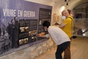 En 2020 les visites als museus van baixar més del 70%
