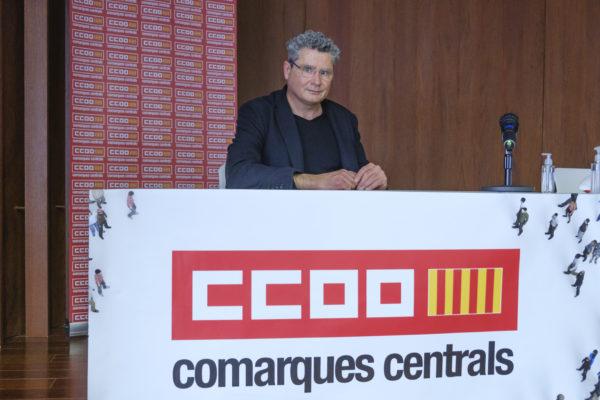 Raül Alcocel, nou secretari general de CCOO a les comarques