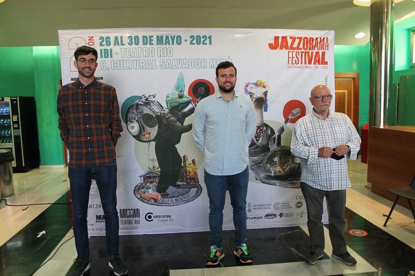 Ibi recupera el seu festival internacional de jazz