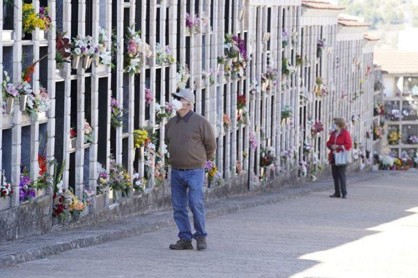 Alcoi participa en la Setmana Europea dels Cementeris