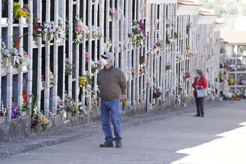 Alcoy participa en la Semana Europea de los Cementerios