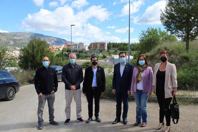Generalitat accepta la cessió de la parcel·la del futur parc
