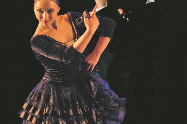 Hoy, concierto de música española con canto y danza