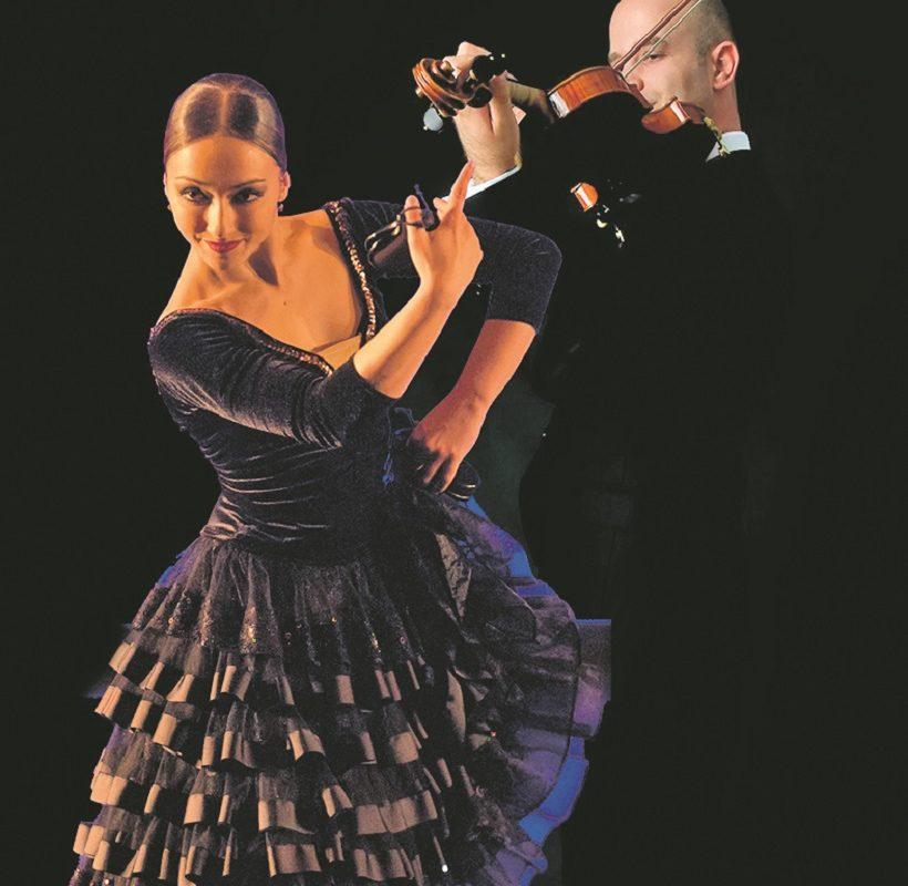 Hui, concert de música espanyola amb cant i dansa