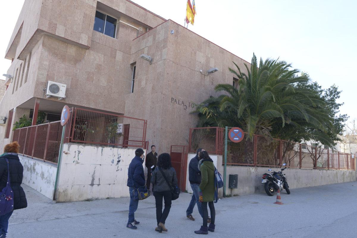 La Generalitat retorna los antiguos juzgados
