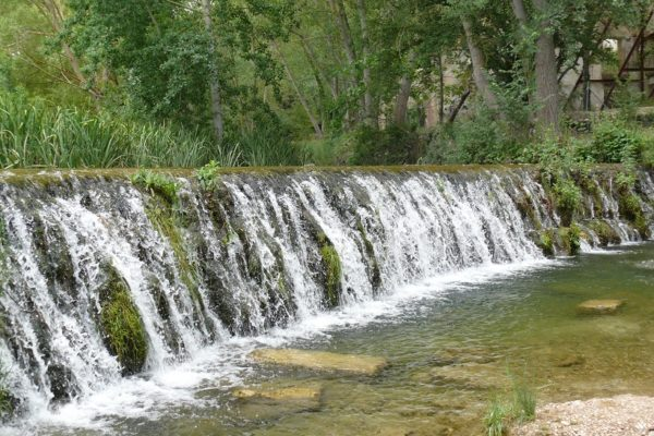 Reabren al público la zona del Molí l'Ombria