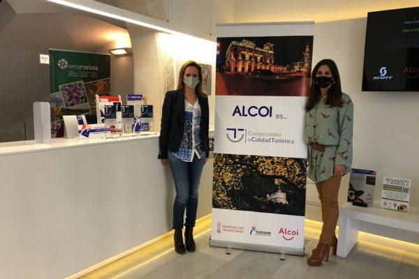 El SICTED reconeix la qualitat d'Alcoi com a destinació turística