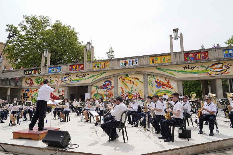 Conclouen els concerts d'Exaltació de la Música Festera