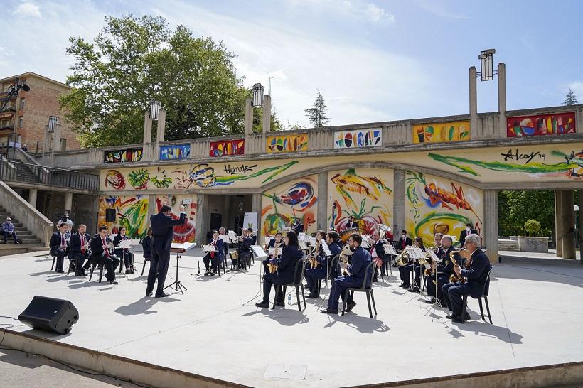 Primers concerts d'Exaltació de Música Festera