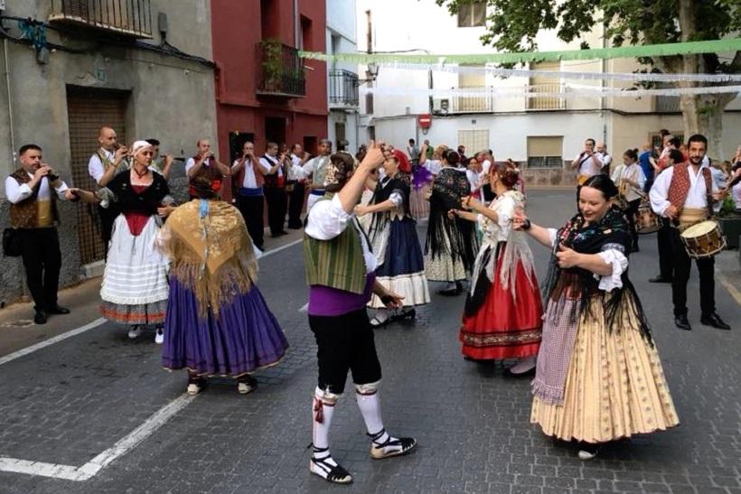 Muro adapta 'Les Danses de Palacio' a la pandemia