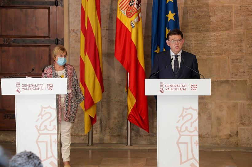 La Generalitat prorroga les mesures anti Covid fins al 15 de juliol