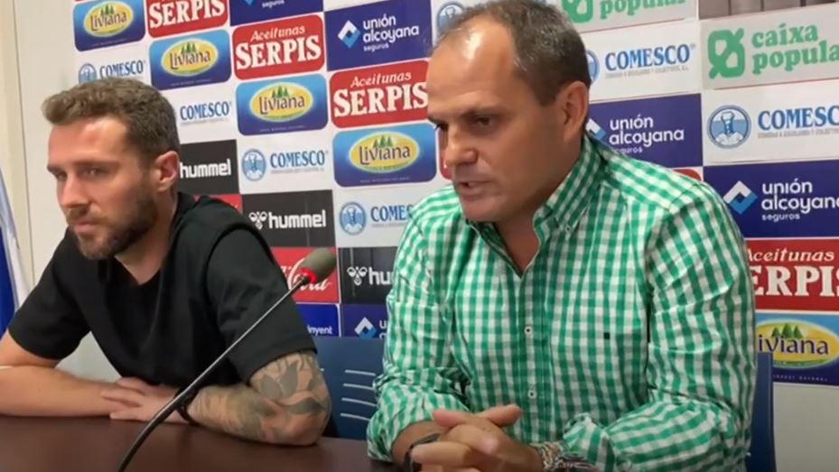 L'Alcoyano anuncia la renovació de Raúl González